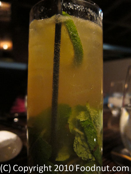 25 Lusk Twenty Five Lusk San Francisco Mojito