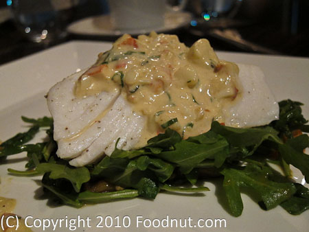 25 Lusk Twenty Five Lusk San Francisco Verbena steamed halibut