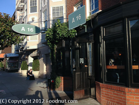 A16 San Francisco Exterior Decor