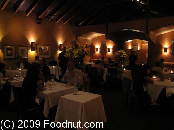 Acquerello restaurant review san francisco italian