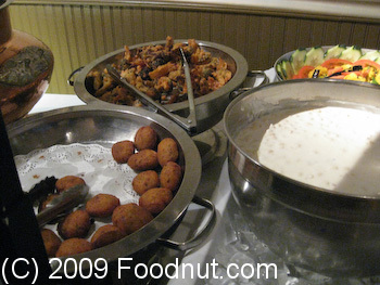 Amber india mountain view lunch buffet for Amber indian cuisine