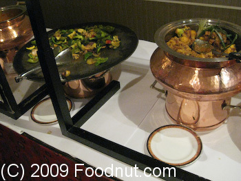 Amber India Restaurant Lunch Buffet 5