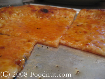 Amicis Pizza Cheese Pizza 2