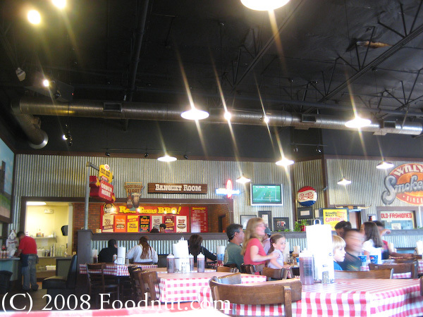 Armadillo willy s restaurant review
