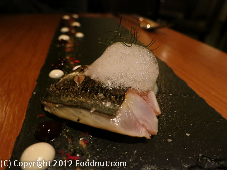 Atelier Crenn San Francisco Mackerel
