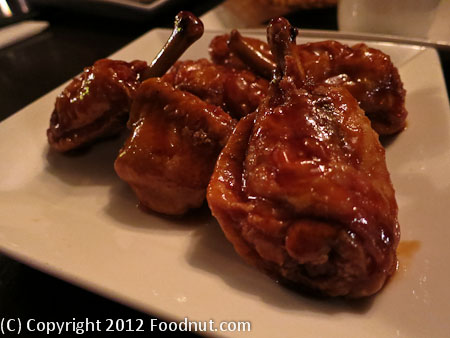 Attic San Mateo Adobo Chicken Wings