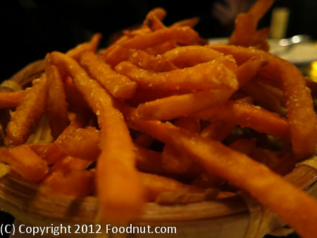 Attic San Mateo Sweet Potato Fries