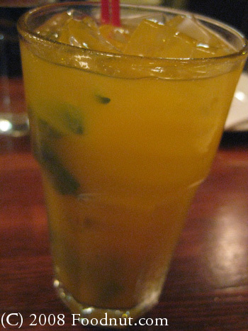 B Star San Francisco Mango Mojito