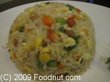 Ba Shan London UK Special Fried rice