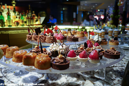 Ballys Sterling Brunch Buffet Las Vegas Desserts 3