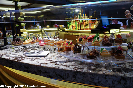 Ballys Sterling Brunch Buffet Las Vegas Desserts