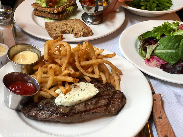 Balthazar NYC steak frites