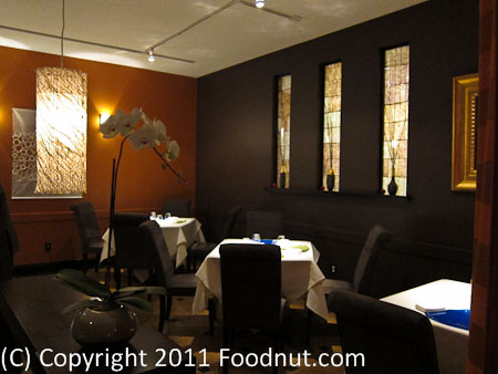 Baume Restaurant Palo Alto