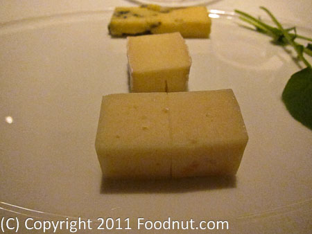 Baume Palo Alto_cheese course