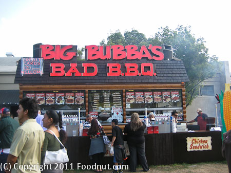 Big Bubbas Bad BBQ Exterior