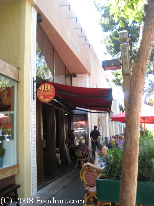 Cafe Vida Dessert Menu