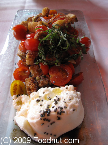 Boboquivaris San Francisco Burrata