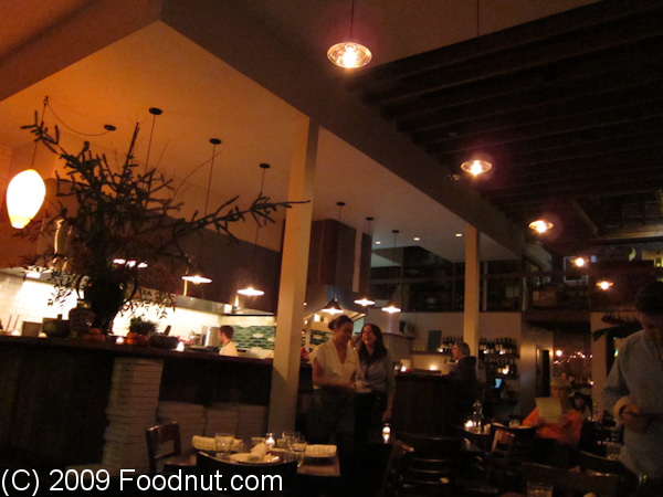 Boot and Shoe Service Restaurant Oakland Interior Decor