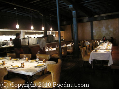 Bottega Yountville Interior Decor