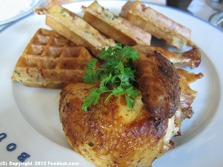 ve never had chicken and waffles but I've always been curious as to ...