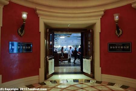 Bouchon Bistro Restaurant Las Vegas