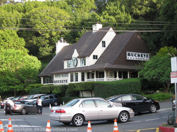 Buckeye Roadhouse Restaurant Review, Mill Valley