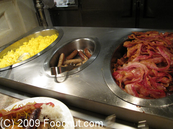 las vegas breakfast buffet