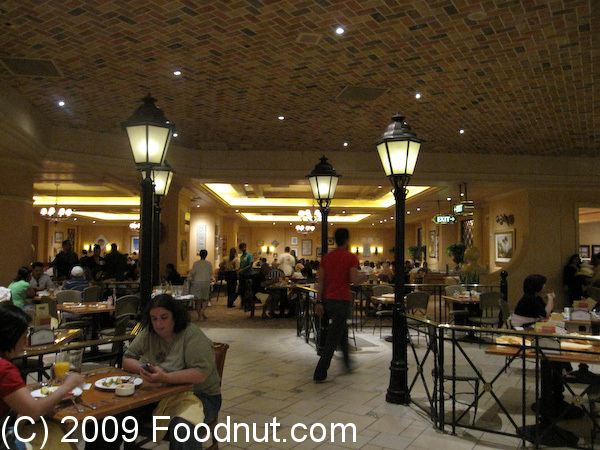 Fabulous Bellagio Buffet Restaurant Review Las Vegas Interior Design Ideas Tzicisoteloinfo