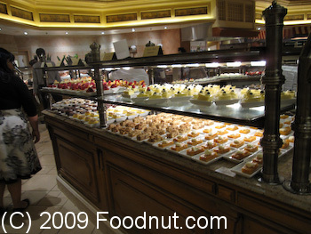 Buffet at Bellagio Las Vegas Desserts 2