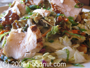 California Pizza Kitchen Chinese Chicken Salad