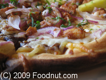 The Original Barbecue Chicken California Pizza Kitchen