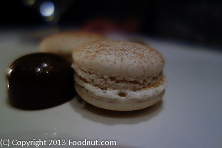 Canlis Seattle Apple Pie Macaroon