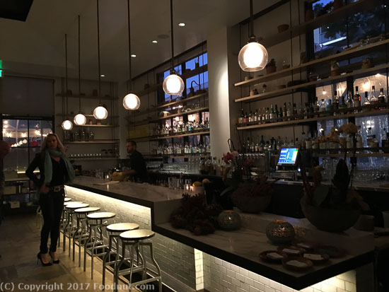 Cassia Santa Monica interior decor