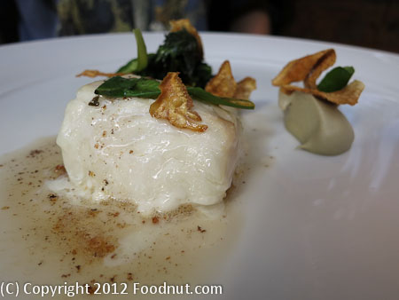central kitchen San Francisco halibut