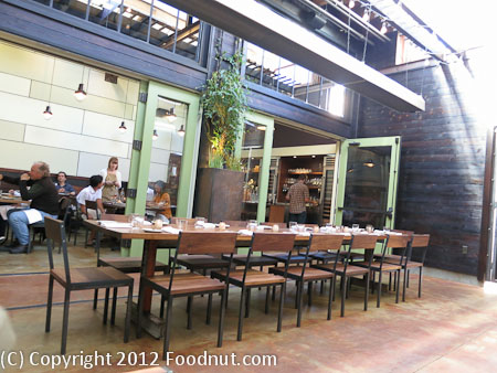 Central Kitchen Sf Review