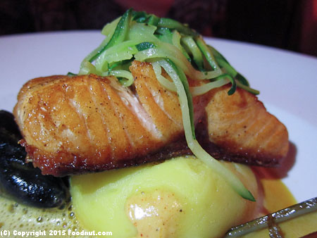 Chapeau San Francisco Salmon