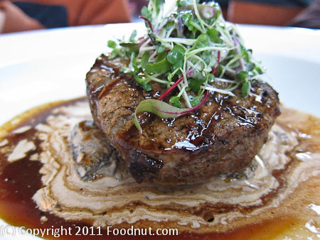 Chez Spencer San Francisco_Filet Mignon