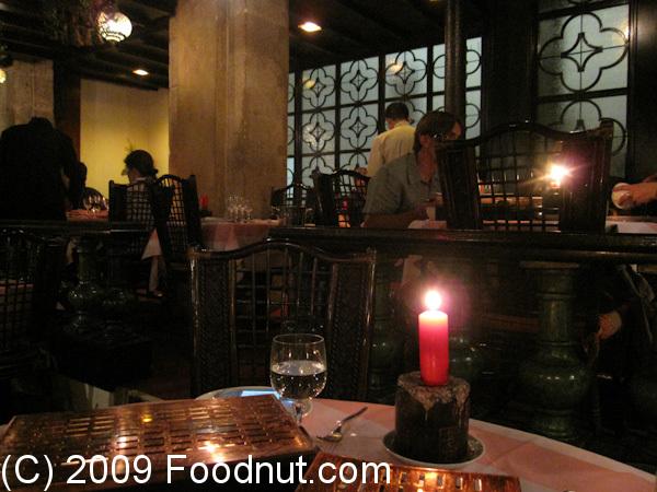 Vong Restaurant Paris