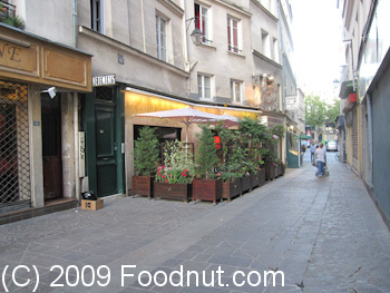 Chez Vong Paris France Exterior Decor