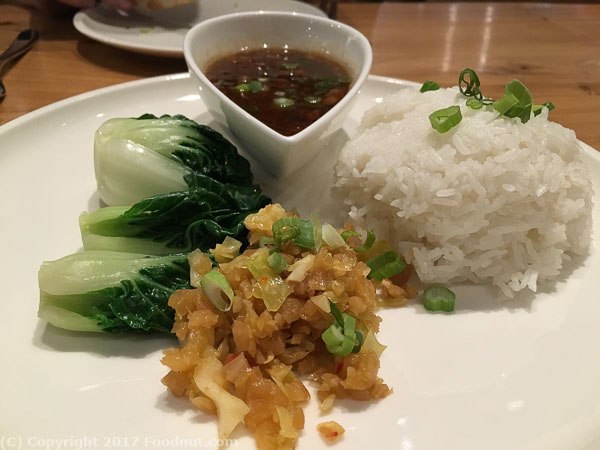 China Live San Francisco Lu Rou fan Pork Rice