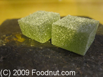 Commis Oakland Absinthe Jellies