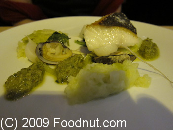Commis Oakland Black Cod