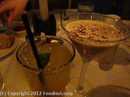 Cottonwood Restaurant Truckee Cocktails