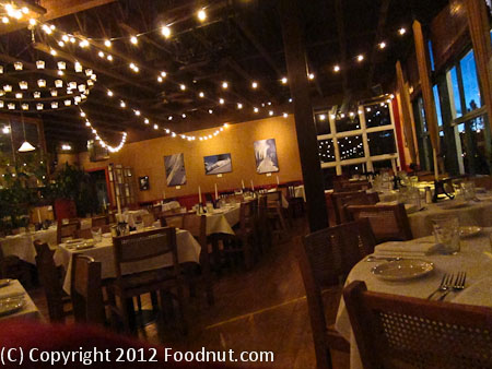 Cottonwood Restaurant Truckee Interior Decor
