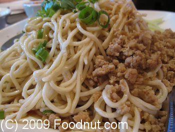 Crouching Tiger Redwood City Sichuan Cold Noodle