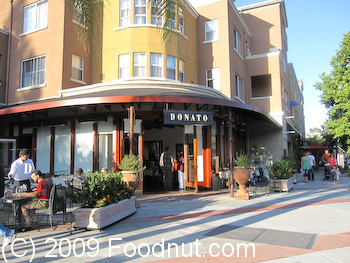 Donato Enoteca Redwood City Exterior