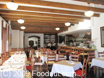 Donato Enoteca Redwood City Interior