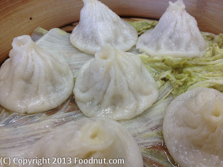 Dumpling Empire South San Francisco Shanghai soup dumplings