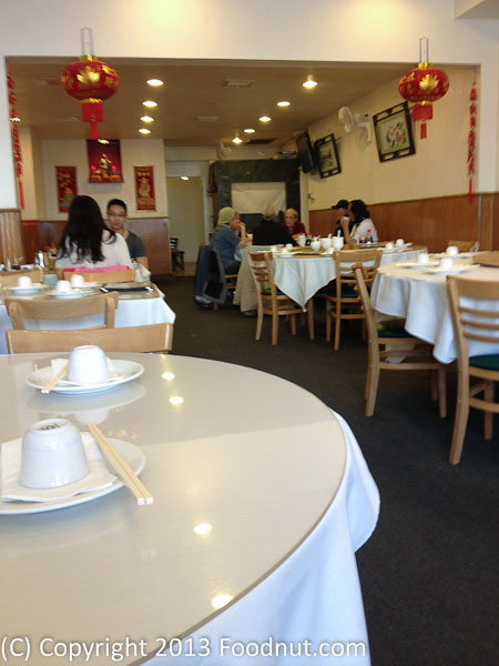 Dumpling Kitchen San Francisco interior decor