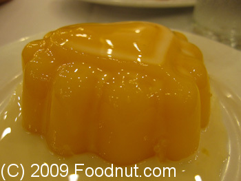 Dynasty Seafood Restaurant Cupertino Mango Pudding